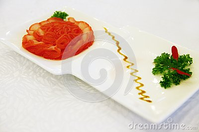 Chinese cold dish