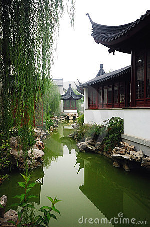 Free Chinese Courtyard Stock Photos - 6674213