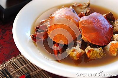 CHINESE Crab Cuisine