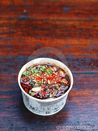 Chinese cuisine - Sichuan snacks