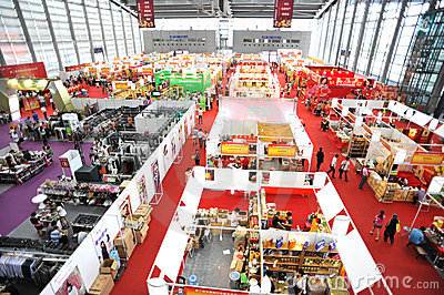 chinese cultural festival exhibition Editorial Stock Image