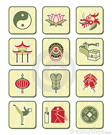 Chinese culture icons | BAMBOO series