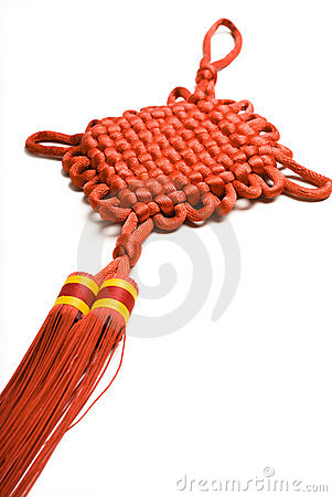 Free Chinese Decorative Knots Royalty Free Stock Photography - 12745977