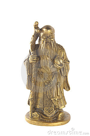 Chinese Deity Shou - God of Longevity