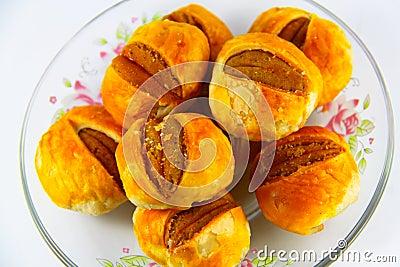 Chinese dessert, Moon Cake