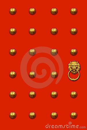 Free Chinese Door Royalty Free Stock Images - 1925999
