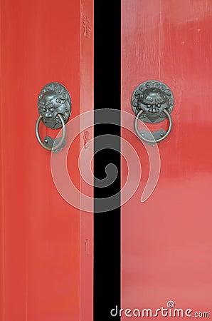 Chinese Door Opening