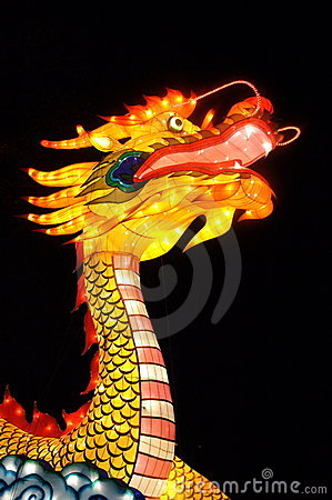 Free Chinese Dragon Royalty Free Stock Photography - 11984897