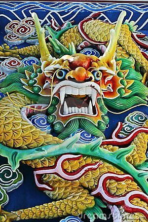 Free Chinese Dragon Stock Images - 283284