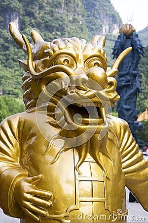 Chinese Dragon Guardian