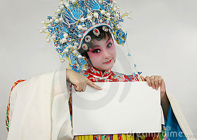 Chinese drama actress