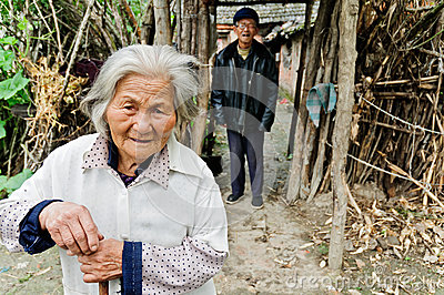 The Chinese elderly later life