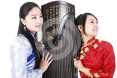Chinese female musicians