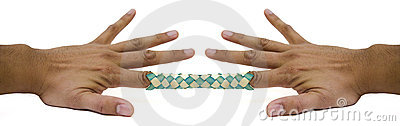 Chinese Finger Trap 2