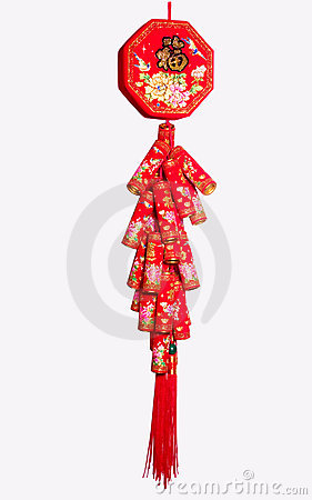 chinese firecracker stock photos image 7663283
