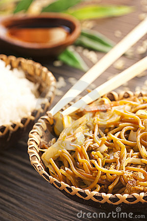 Free Chinese Food Royalty Free Stock Photography - 19018587