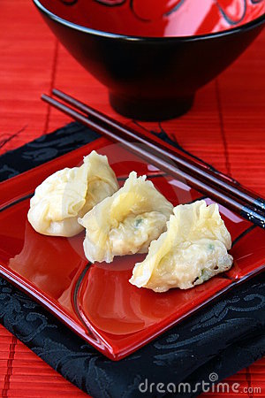 Free Chinese Food - Dim Sum Stock Photography - 16990892
