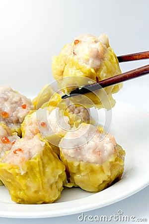 Chinese food Dim Sum