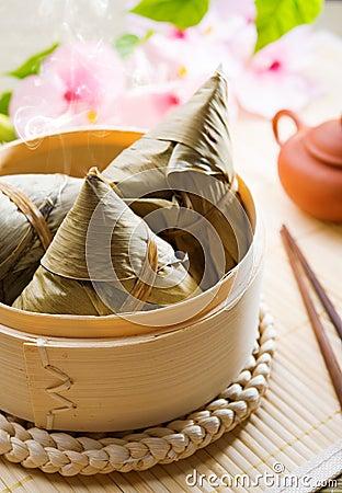 Free Chinese Food Rice Dumpling Stock Photos - 31736163