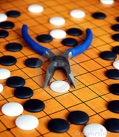 Chinese game of Go