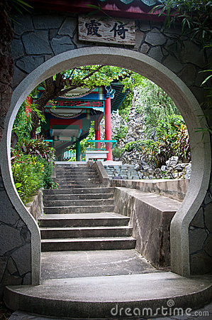 Free Chinese Garden Stock Images - 15388754