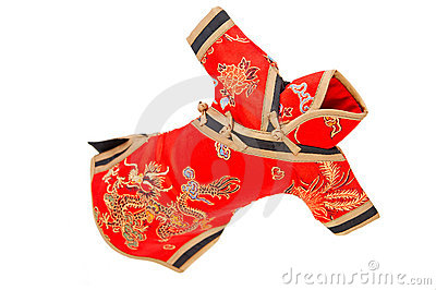 Chinese  garment