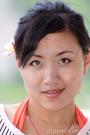 Free CHINESE GIRL - PORTRAIT Royalty Free Stock Photo - 10800395