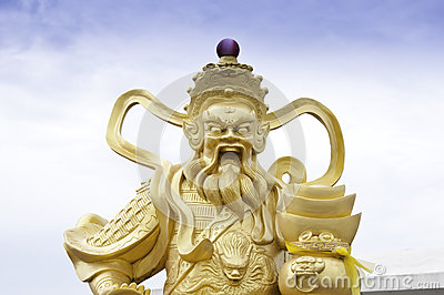 Chinese God of Mercy