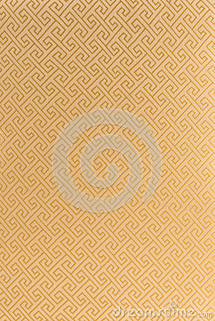 Chinese Gold silk background