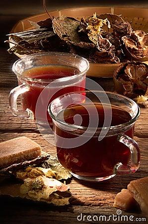 Chinese Herb Tea