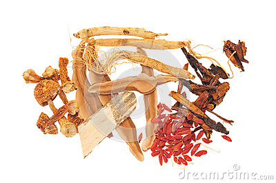 Chinese Herbal Ingredients