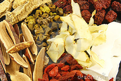 Chinese Herbal Soup Ingredients