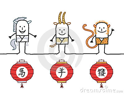 Chinese horoscope 3