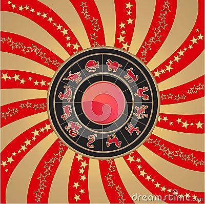Free Chinese Horoscope Sign Stock Photo - 7981970