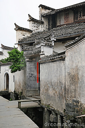 Free Chinese House Royalty Free Stock Photos - 8918298