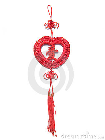 Chinese Knot with tassel