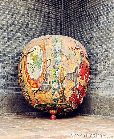 Free Chinese Lantern China Stock Photo - 46790490