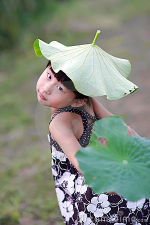 Free Chinese Lovely Girl Royalty Free Stock Images - 19928939