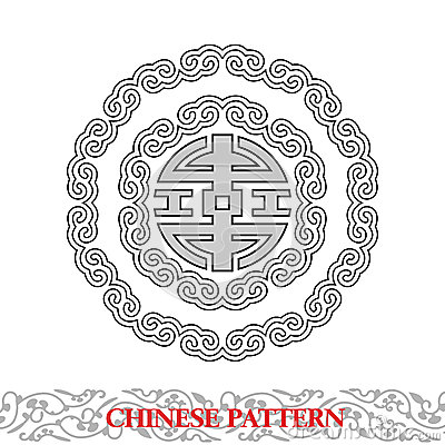 Chinese Lucky Pattern