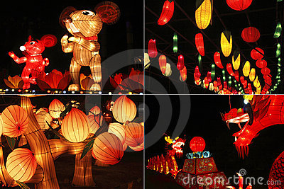 Chinese lunar calendar new year Editorial Photography