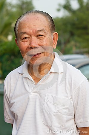 Free Chinese Man Royalty Free Stock Images - 46113419