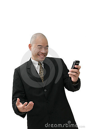 Free Chinese Man In Suit Stock Images - 500004