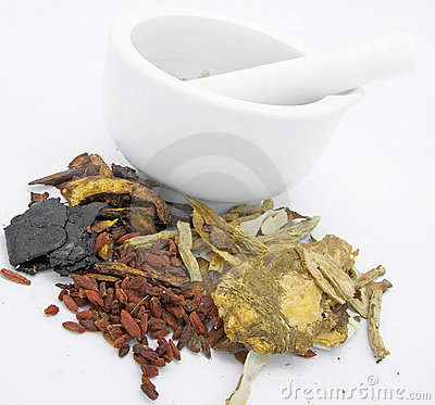 Free Chinese Medicine Stock Photography - 6536542