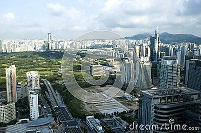 Chinese metropolis