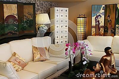 Chinese modern interior