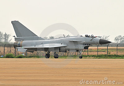 Chinese most advanced jet fighter-J10
