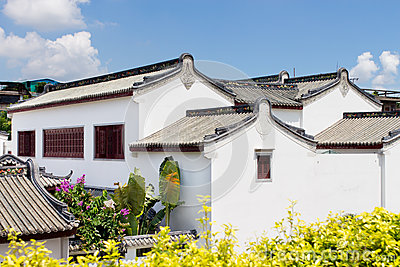 Chinese national characteristics of vernacular dwelling buildings