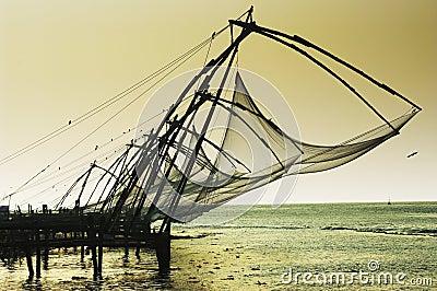 Chinese nets in Kochi