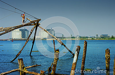 Chinese nets in Kochi