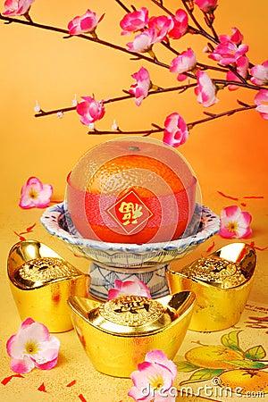 Free Chinese New Year Stock Image - 13427921